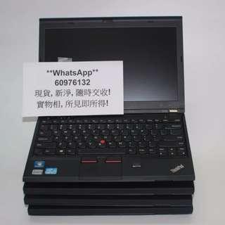 Lenovo ThinkPad X230 i5 2.6GHz 4Gb Ram Windows 10 Pro, Not X220 X201