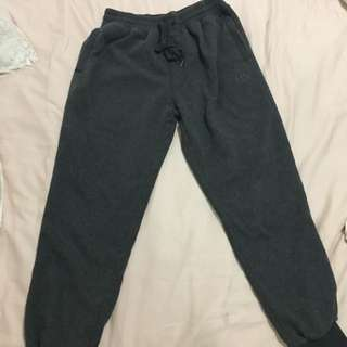 Forest jogger pants grey