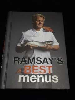Ramsay's Best Menus Cookbook