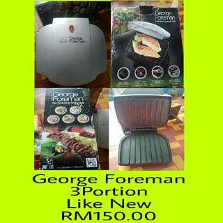 George Foremon