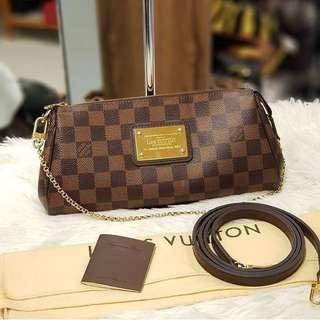 Selling Low LV Damier Ebene Crossbody Bag