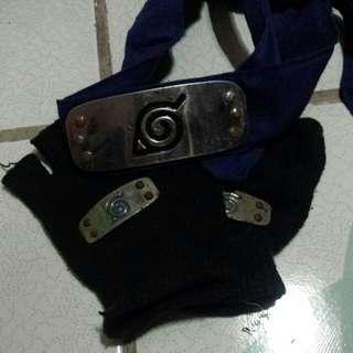 Naruto ninja gear