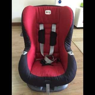 Britax Eclipse Baby Car Seat