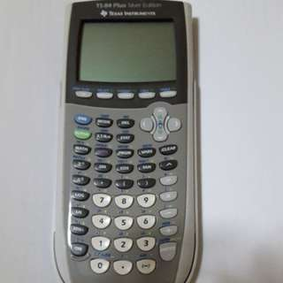 TI-84 Plus Graphic Calculator