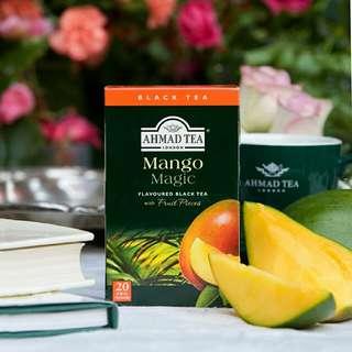 Ahmad Tea Mango Magic