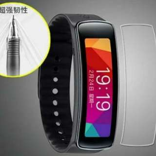 ( 買二送一 ) 防爆軟貼  SAMSUNG GALAXY GEAR FIT 2 /  GEAR FIT 2 PRO