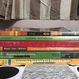 UST Textbooks