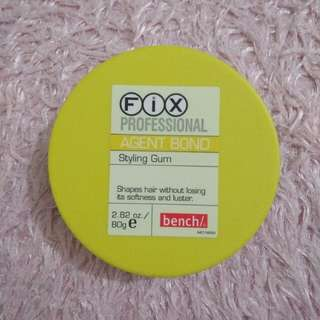 Bench FIX Professional Agent Bond ✨