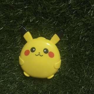 Pikachu Contact Lens casing