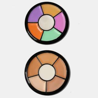 BN CREAMY COLOR CORRECTOR / CONCEALER WHEEL