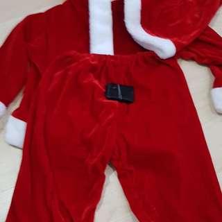Santa Claus Costumr