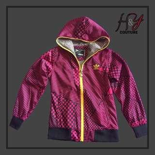 Hot Pink Adidas Sports Jacket