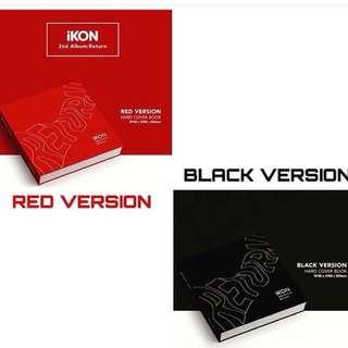 iKON 2nd Album 'RETURN'