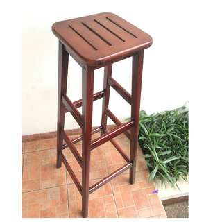 Mini Chair / Kursi Baso 120 cm