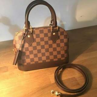 Authentic LV Alma BB