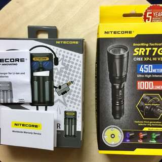 Nitecore SRT7GT ( Free Delivery )
