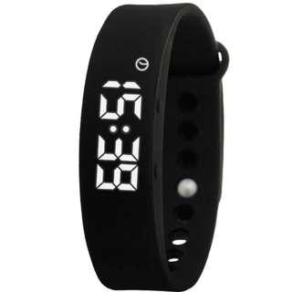 Skmei LED 運動電子手錶 智能手環 Smart Wristband New Sports Digital LED Display