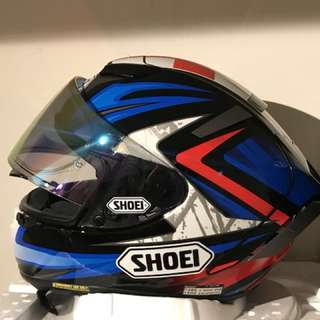 Shoei   X spirit 3 original marquez