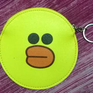 Duck 3D coin purse