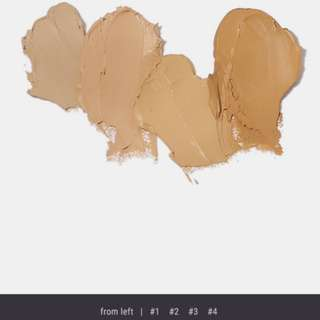 BN COMPACT CREAMY CONCEALER &FOUNDATION