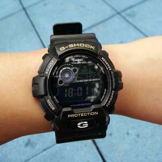 G-SHOCK TOUGH SOLAR GR-8900A