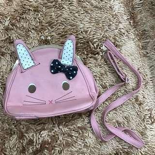 JREP rabbit bag