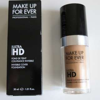 Make Up For Ever Ultra HD Foundation in 115 / R230 (MUFE)