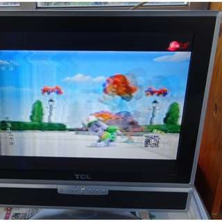 Portable 20inch TCL TV
