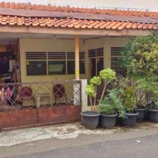 Rumah 2 lantai Salemba