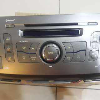 cd player Perodua Alza