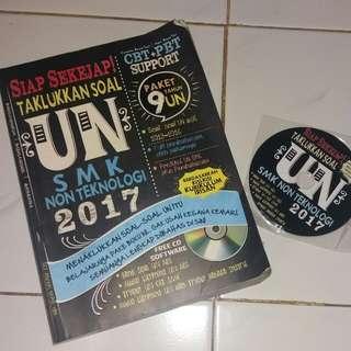 Buku UN SMK (Non Teknik) 2017