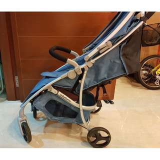 Babyhome Emotion Stroller + Car Seat