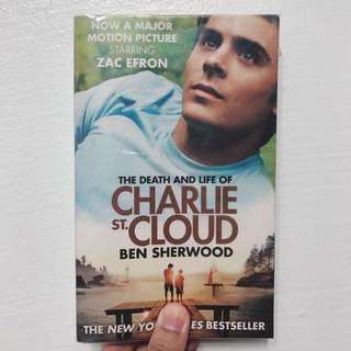 Charlie St Cloud by Ben Sherwood