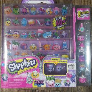 Shopkins Glitzi Collectors Case