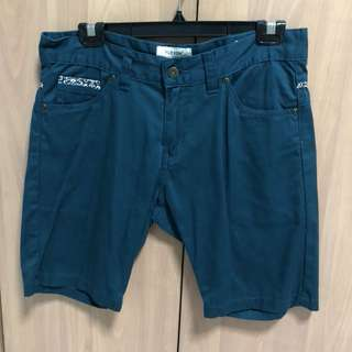 [Brand New] Flexor Bermudas (Dark Green)