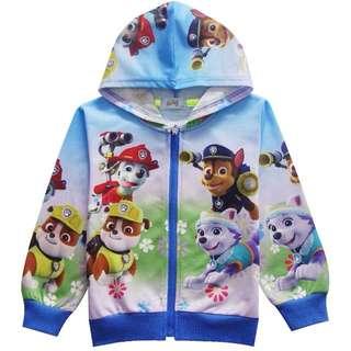 Paw Patrol Zip Jacket / Sweater
