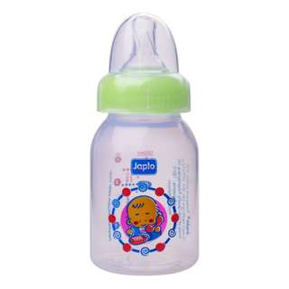 JAPLO ROUND FEEDING BOTTLE 120ML