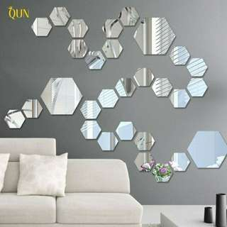 Mirror wallsticker