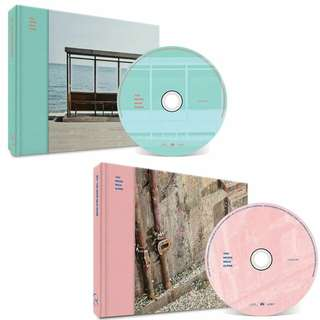 BTS ALBUM YOU NEVER WALK ALONE