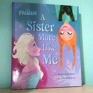 A Sister More Like Me - Frozen
