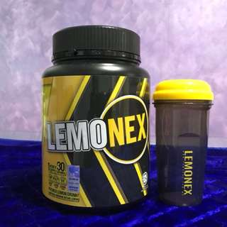 Lemonex with shaker 💯 original with hologram from HQ