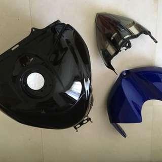 Yamaha R6 2011 Motorcycle Parts