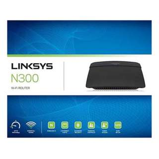[99% NEW] LINKSYS E1200 N300 WI-FI ROUTER