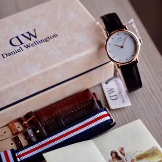 Daniel Wellington Ladies Grade Premium