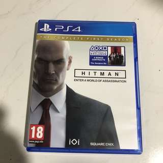 Hitman The Complete First Seson