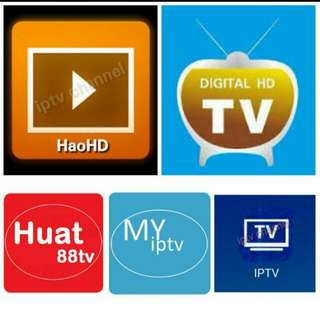 Iptv New Subscription Or Renewal
