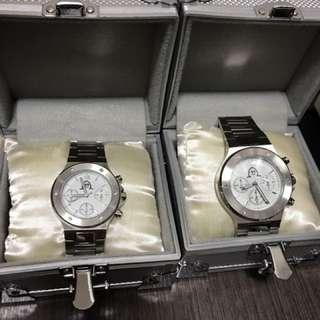 米芝蓮 男女裝 手錶 (要換電)