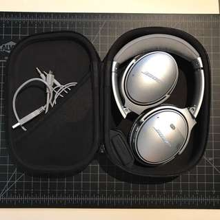 Bose QC35. 95% new. Excellent condition