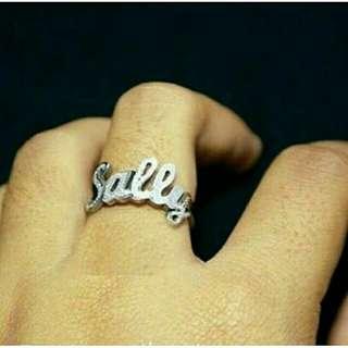 Cincin custom atau couple