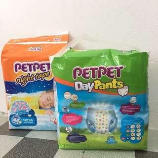 PetPet Diapers